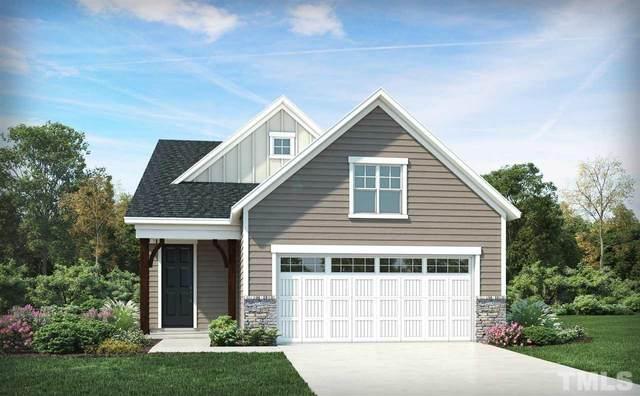 162 Desert Sand Lane #292, Raleigh, NC 27610 (#2385284) :: Triangle Top Choice Realty, LLC