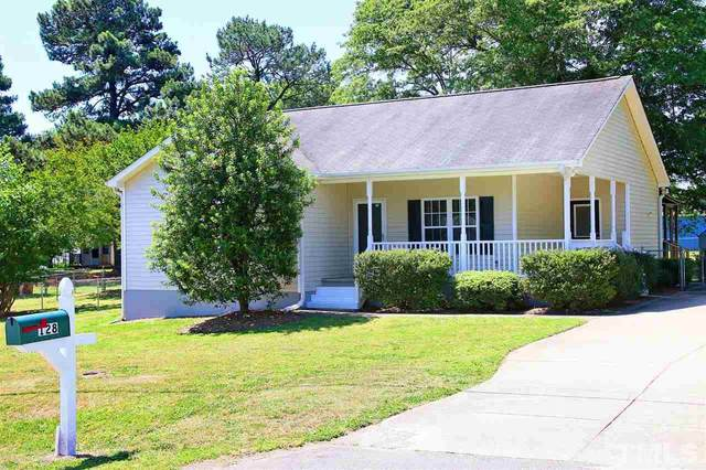 128 Spring Park Road, Wake Forest, NC 27587 (#2385363) :: Log Pond Realty