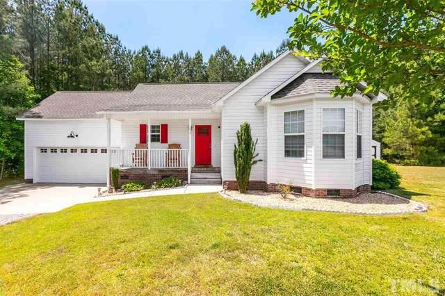 153 Thistle Drive, Selma, NC 27576 (#2385387) :: Triangle Top Choice Realty, LLC