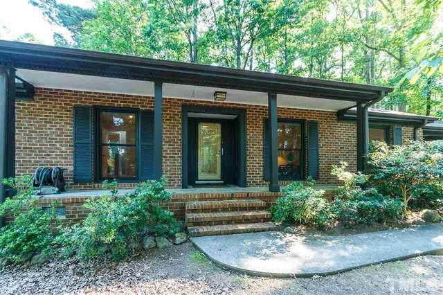 109 Virginia Drive, Chapel Hill, NC 27514 (#2385428) :: Log Pond Realty