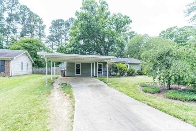 1409 Suterland Road, Cary, NC 27511 (#2385518) :: Log Pond Realty