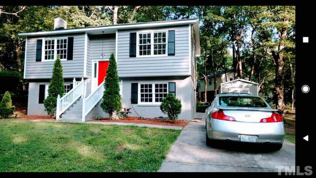 7604 Prospector Place, Raleigh, NC 27615 (#2385552) :: Log Pond Realty