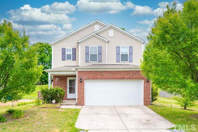 3715 Mountain Brook Circle, Durham, NC 27704 (MLS #2385604) :: The Oceanaire Realty