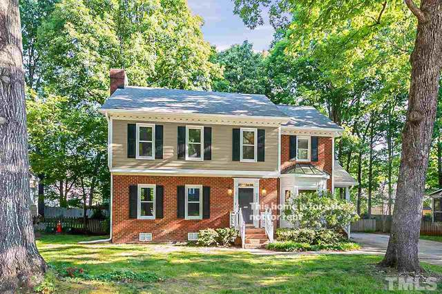 8821 Campfire Trail, Raleigh, NC 27615 (#2385673) :: Log Pond Realty
