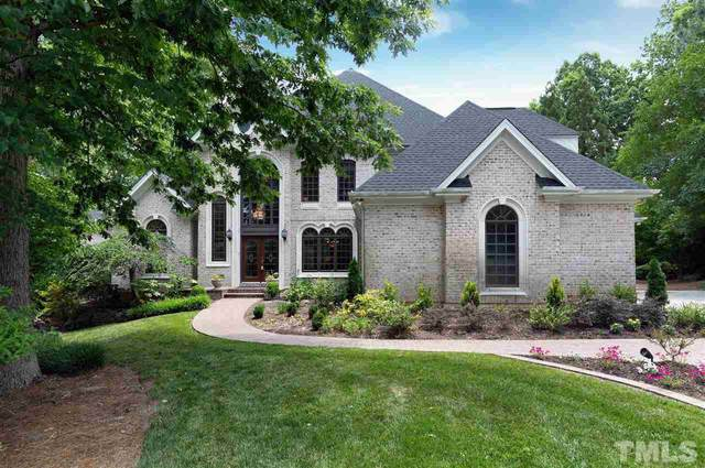 106 Parchment Court, Cary, NC 27518 (#2385760) :: Real Estate By Design