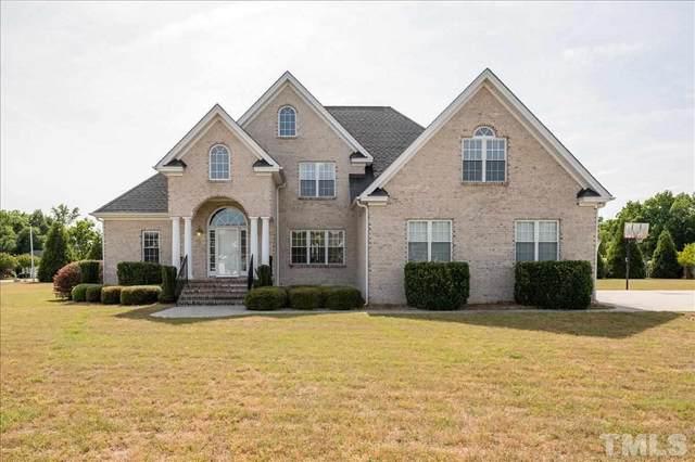 5094 Plantation Drive, Battleboro, NC 27809 (#2385790) :: Real Estate By Design