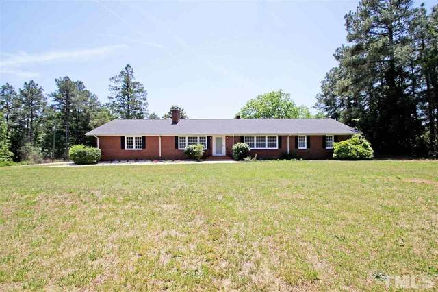 1444 Holly Springs Church Road, Broadway, NC 27505 (#2385804) :: Triangle Just Listed