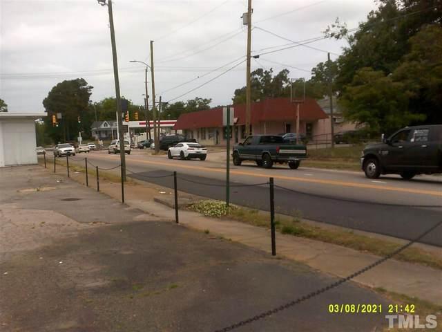 164 W Andrews Avenue, Henderson, NC 27536 (#2385826) :: Scott Korbin Team