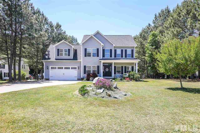 7720 Tuscan Ridge Drive, Wendell, NC 27591 (#2385868) :: Real Estate By Design