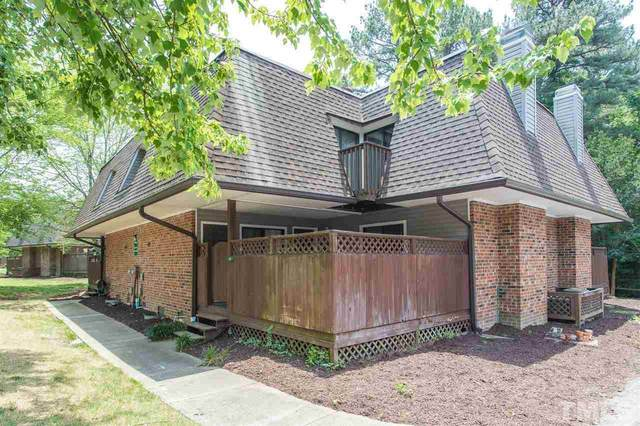 106 Finley Forest Drive #106, Chapel Hill, NC 27517 (#2385890) :: Marti Hampton Team brokered by eXp Realty