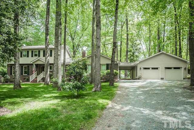 1419 Arboretum Drive, Chapel Hill, NC 27517 (MLS #2385893) :: The Oceanaire Realty