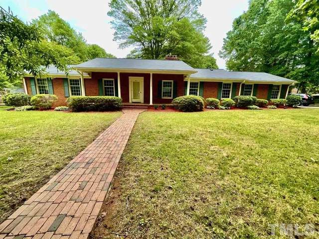 927 Brentwood Drive, Burlington, NC 27215 (#2385900) :: Realty One Group Greener Side