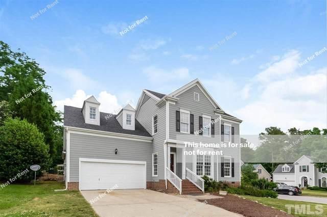 1305 Goldspot Court, Apex, NC 27502 (#2385907) :: RE/MAX Real Estate Service