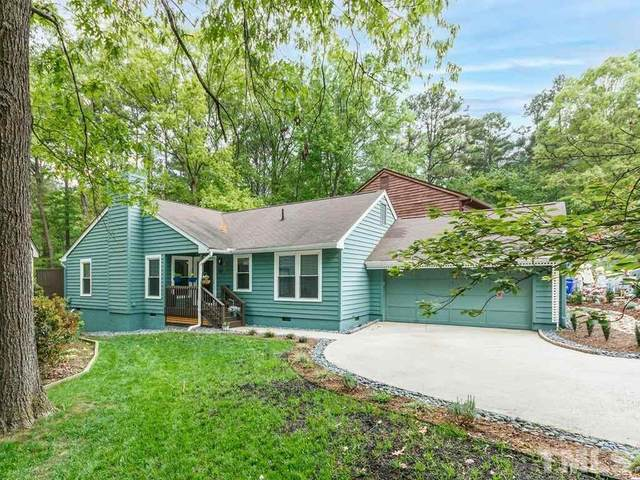 27 Clover Drive, Chapel Hill, NC 27517 (#2385922) :: Triangle Just Listed