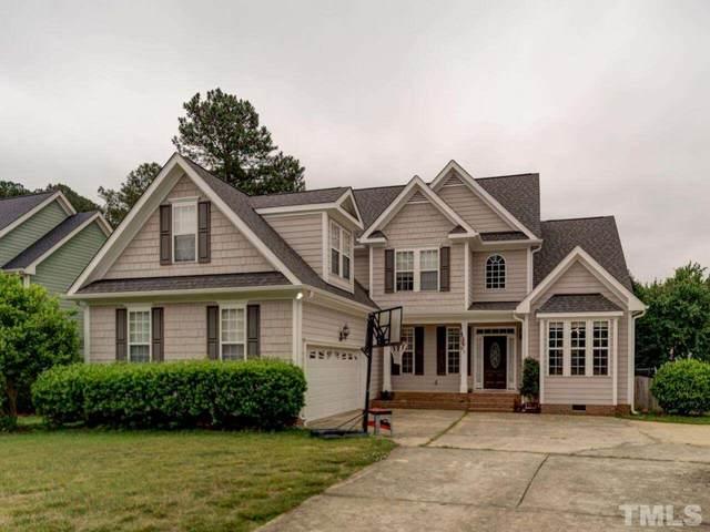 600 Moultonboro Avenue, Wake Forest, NC 27587 (#2385955) :: RE/MAX Real Estate Service