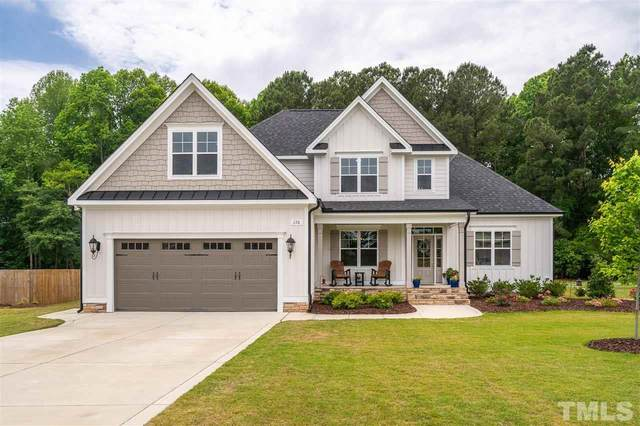 170 Darcy Drive, Archer Lodge, NC 27527 (MLS #2385958) :: EXIT Realty Preferred