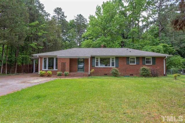 305 Severin Street, Chapel Hill, NC 27516 (#2386006) :: Real Estate By Design