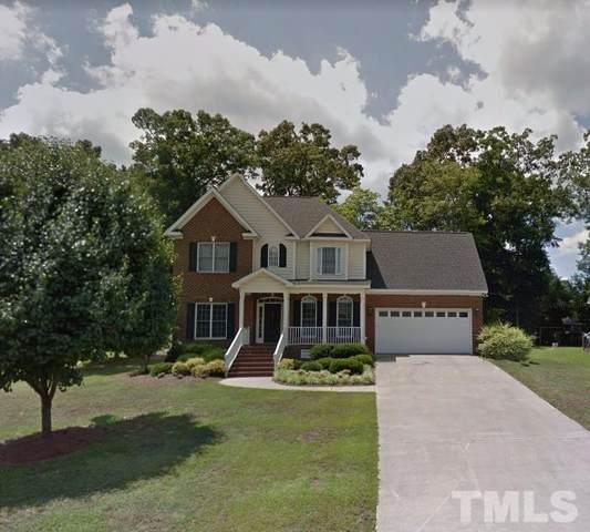 1600 Winterlocken Drive, Sanford, NC 27330 (#2386014) :: The Beth Hines Team
