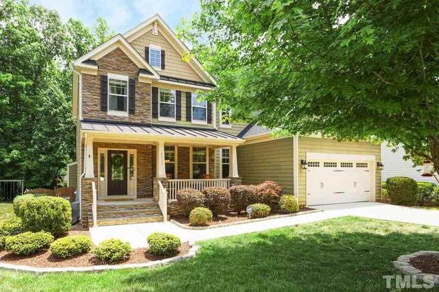 4011 Red Grape Drive, Raleigh, NC 27607 (#2386040) :: Real Estate By Design