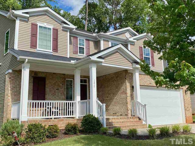 1217 Bellreng Drive, Wake Forest, NC 27587 (MLS #2386083) :: EXIT Realty Preferred