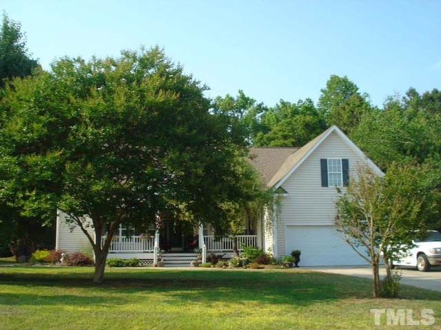197 Coaster Court, Angier, NC 27501 (#2386097) :: Log Pond Realty