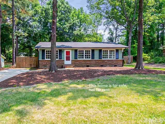 1704 Foxwood Drive, Garner, NC 27529 (#2386148) :: Log Pond Realty