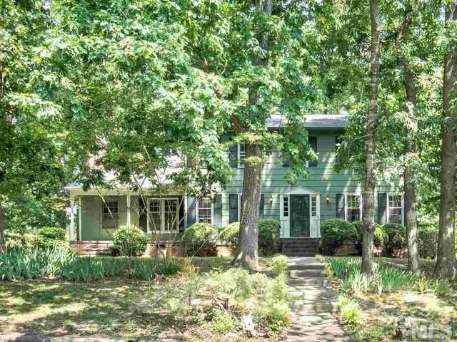 401 Highview Drive, Chapel Hill, NC 27517 (#2386176) :: Log Pond Realty