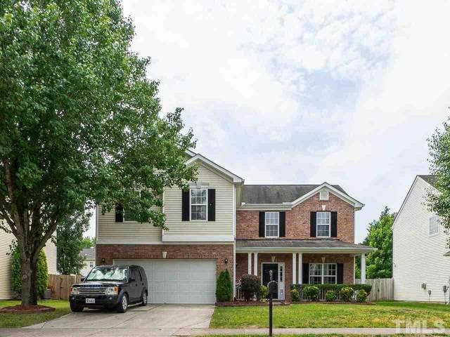 8427 Haines Creek Lane, Raleigh, NC 27616 (#2386256) :: Log Pond Realty