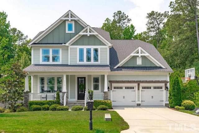 8340 Covington Hill Way, Apex, NC 27539 (#2386262) :: M&J Realty Group