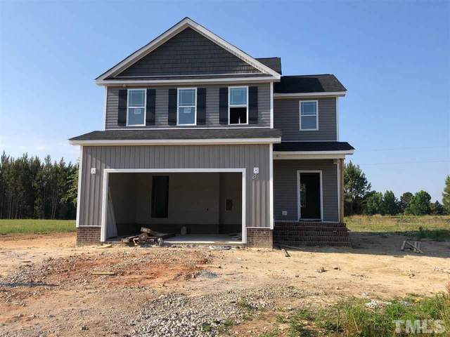 131 Williamson Place Drive, Princeton, NC 27569 (#2386310) :: Realty One Group Greener Side