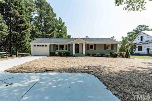 8914 Chapel Hill Road, Cary, NC 27513 (#2386325) :: Triangle Top Choice Realty, LLC