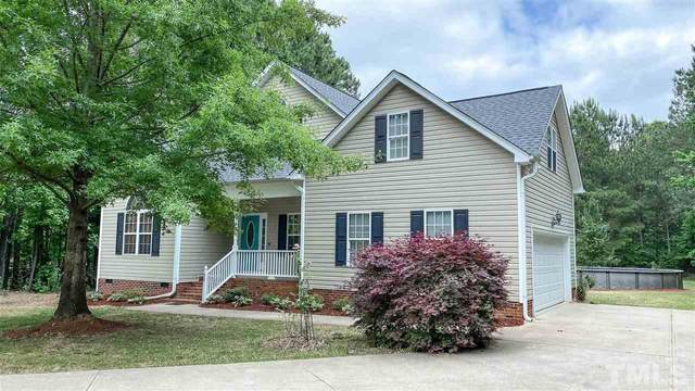 30 Madinah Court, Youngsville, NC 27596 (MLS #2386329) :: The Oceanaire Realty