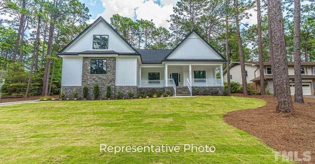 185 Riding Lane, Southern Pines, NC 28387 (#2386352) :: Triangle Top Choice Realty, LLC