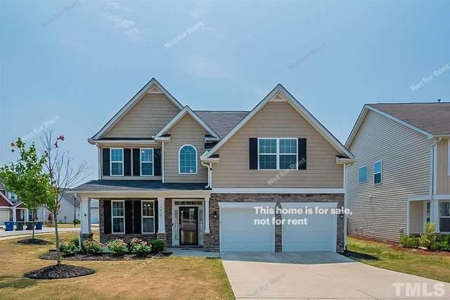7419 Birchshire Drive, Raleigh, NC 27616 (#2386373) :: M&J Realty Group