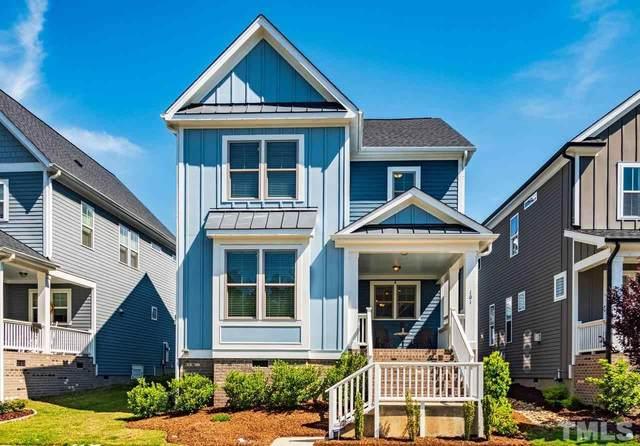 101 Quarter Gate Trace, Chapel Hill, NC 27516 (#2386389) :: M&J Realty Group