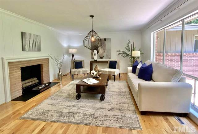 1202 Welcome Circle, Durham, NC 27705 (MLS #2386427) :: The Oceanaire Realty