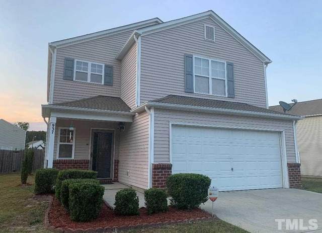 937 Mailwood Drive, Knightdale, NC 27545 (MLS #2386449) :: EXIT Realty Preferred