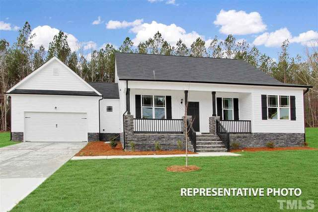 40 Silverleaf Drive, Wendell, NC 27591 (#2386455) :: Triangle Just Listed
