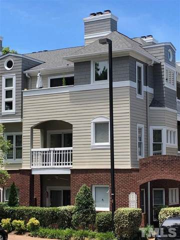 1001 Brighthurst Drive #204, Raleigh, NC 27605 (MLS #2386462) :: The Oceanaire Realty