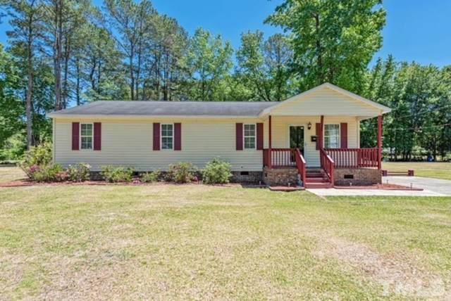616 Newton Avenue, Princeville, NC 27886 (#2386468) :: Real Estate By Design