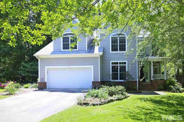 105 Rocky Point, Carrboro, NC 27510 (#2386482) :: M&J Realty Group