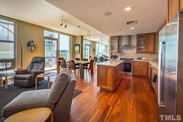 601 W Rosemary Street #512, Chapel Hill, NC 27516 (MLS #2386483) :: The Oceanaire Realty