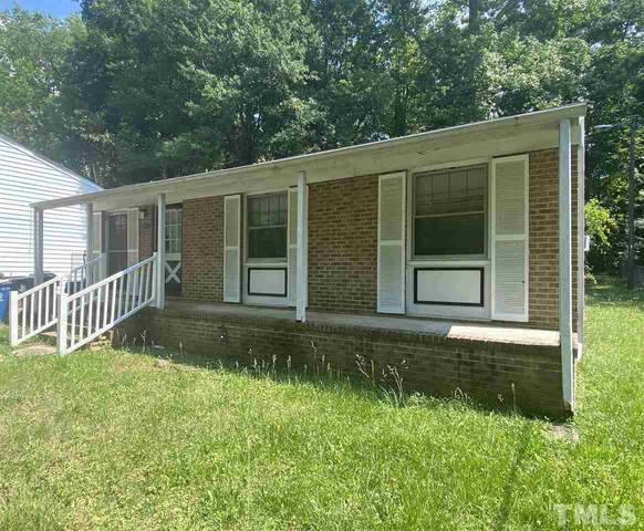 2513 W Carver Street, Durham, NC 27705 (MLS #2386501) :: The Oceanaire Realty
