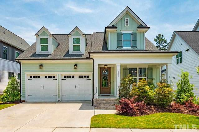 431 Boulder Point Drive, Chapel Hill, NC 27516 (#2386537) :: M&J Realty Group