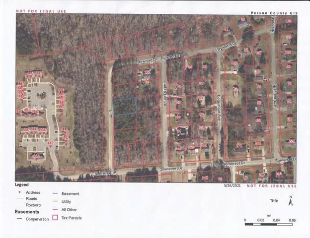 Lot 7 Bywood Drive, Roxboro, NC 27574 (#2386563) :: Kim Mann Team