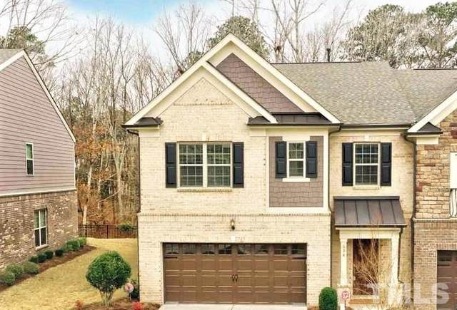 534 Fumagalli Drive, Cary, NC 27519 (MLS #2386567) :: The Oceanaire Realty