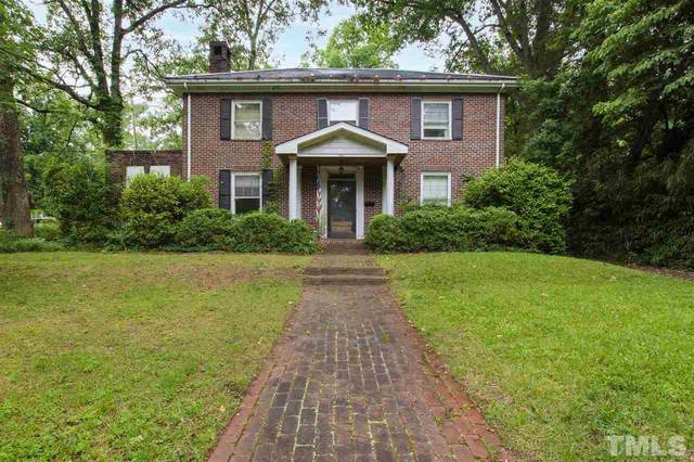 1805 St Marys New Lot 698, Raleigh, NC 27608 (#2386581) :: RE/MAX Real Estate Service