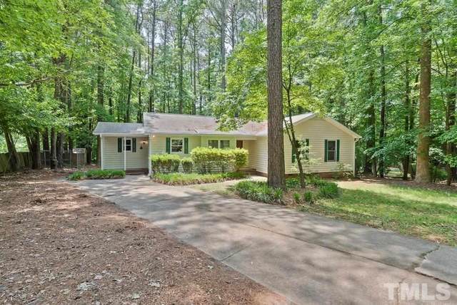 3801 Hidden Branches Drive, Raleigh, NC 27613 (#2386595) :: Triangle Top Choice Realty, LLC