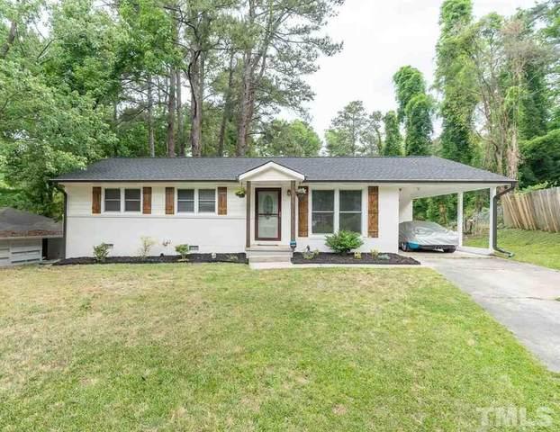 2613 Elmhurst Circle, Raleigh, NC 27610 (#2386604) :: Real Estate By Design