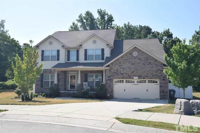 2314 Joneshurst Way, Zebulon, NC 27597 (#2386646) :: Real Estate By Design